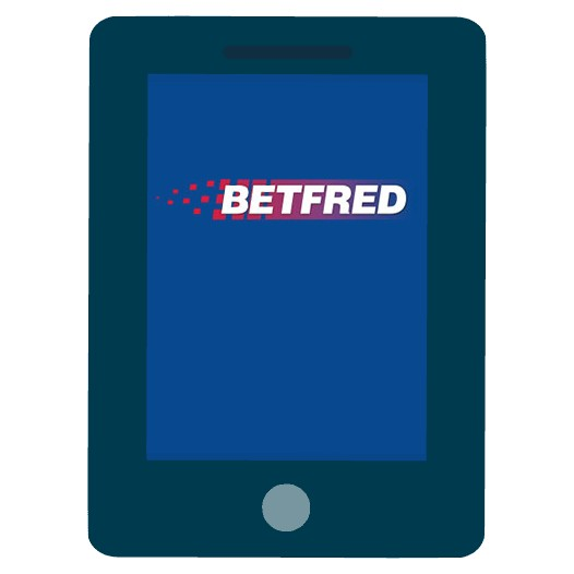 Betfred Casino - Mobile friendly