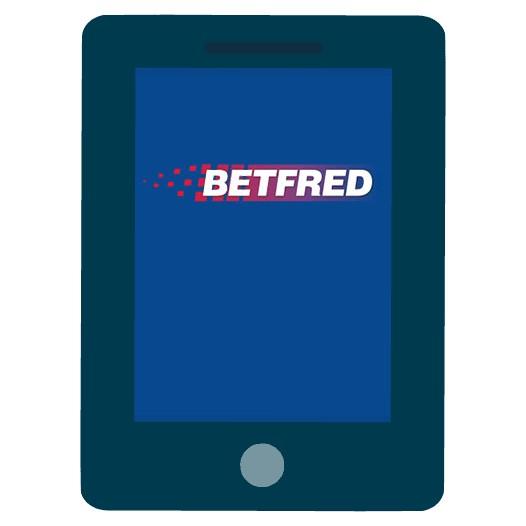 Betfred Casino - Mobile friendly