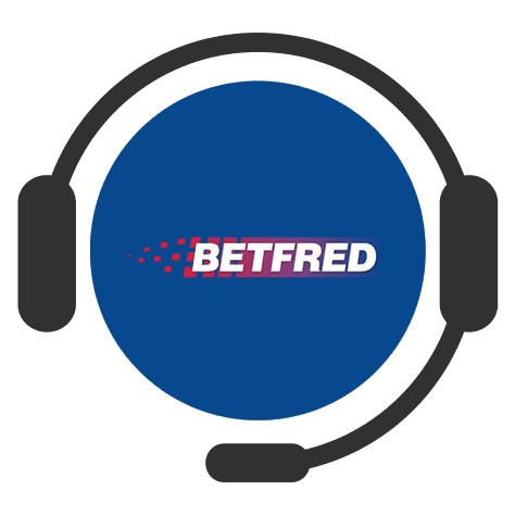 Betfred Casino - Support