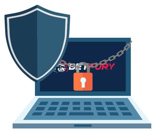 BetFury - Secure casino