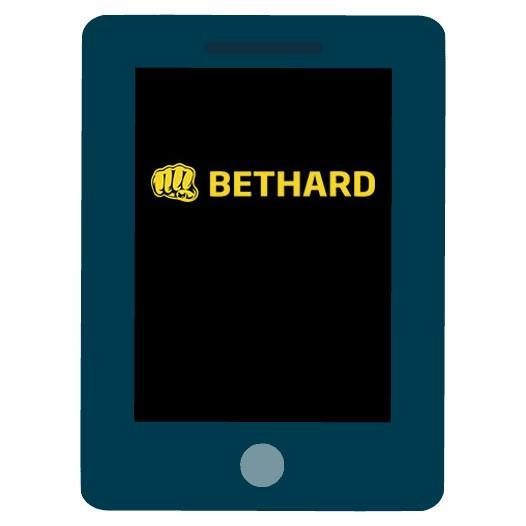 BetHard Casino - Mobile friendly