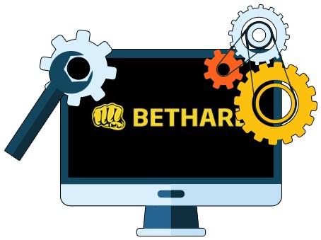 BetHard Casino - Software