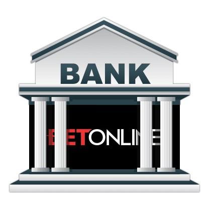 BetOnline - Banking casino