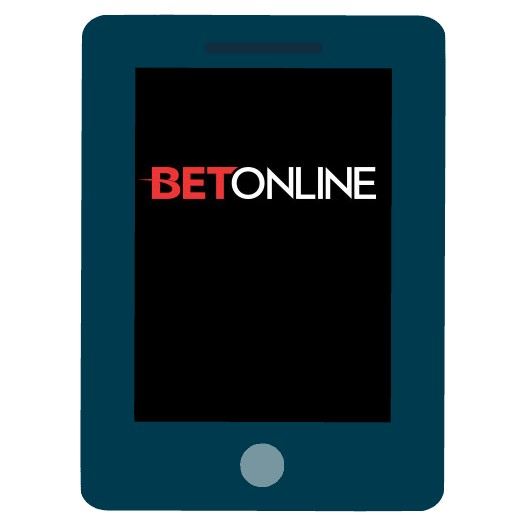 BetOnline - Mobile friendly