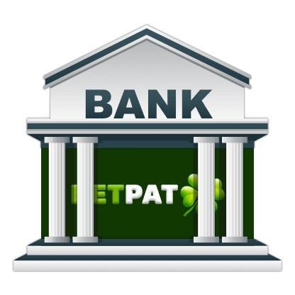 BetPat - Banking casino
