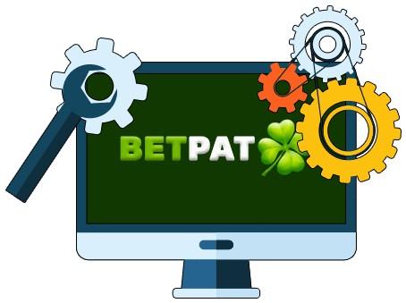 BetPat - Software