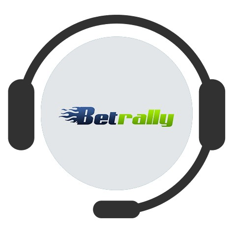 BetRally Casino - Support