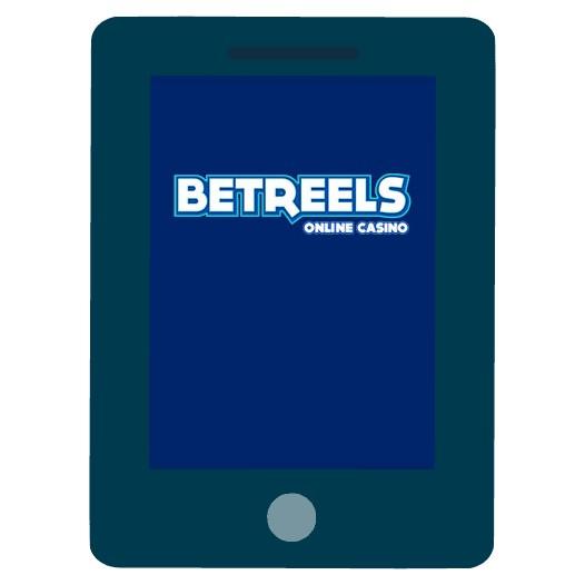 Betreels Casino - Mobile friendly