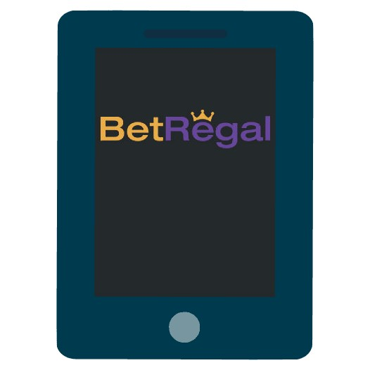 BetRegal Casino - Mobile friendly