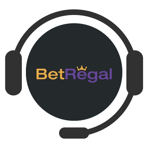 BetRegal Casino - Support