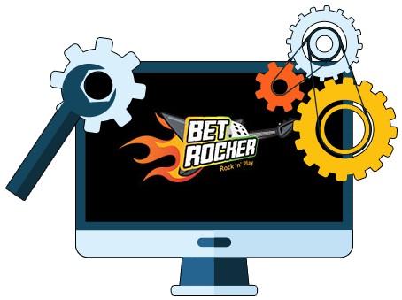 Betrocker - Software