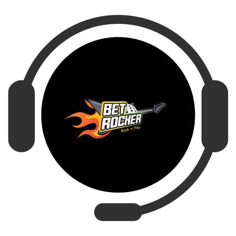 Betrocker - Support