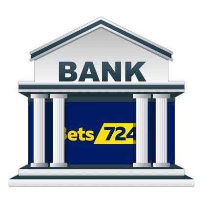 Bets724 - Banking casino