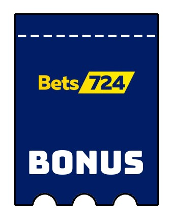 Latest bonus spins from Bets724