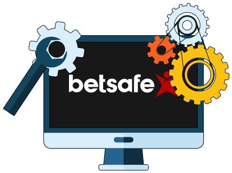 Betsafe Casino - Software