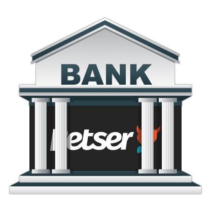 Betser Casino - Banking casino