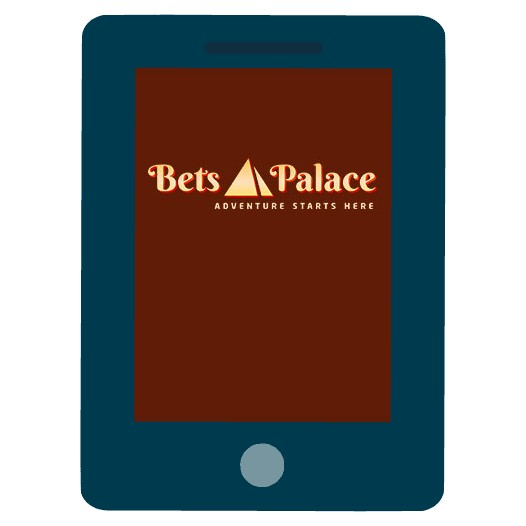 BetsPalace - Mobile friendly