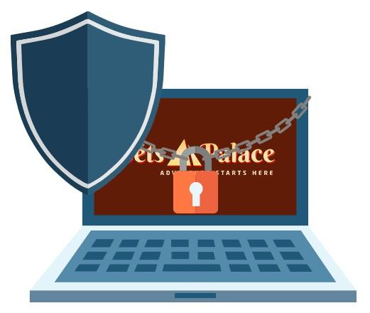 BetsPalace - Secure casino