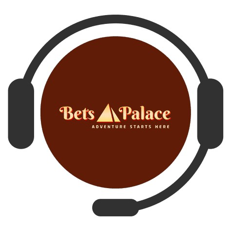BetsPalace - Support