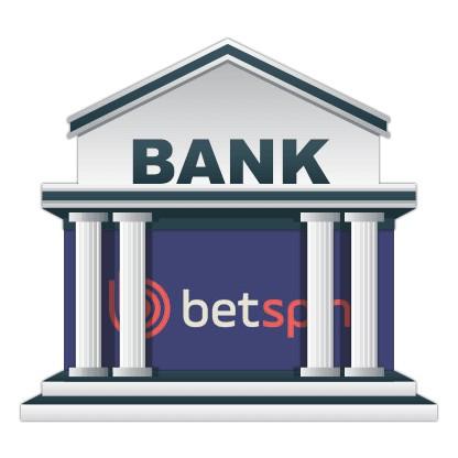 Betspin Casino - Banking casino