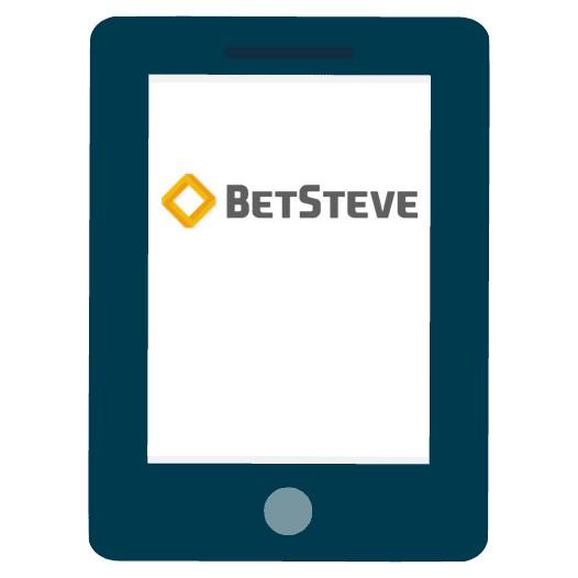 BetSteve - Mobile friendly