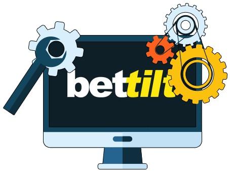 Bettilt Casino - Software