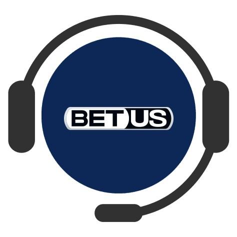 BetUS - Support