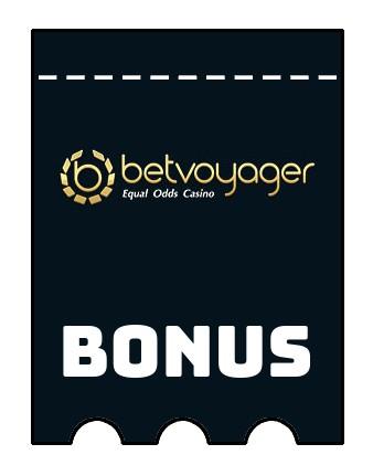 Latest bonus spins from Betvoyager Casino