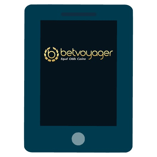 Betvoyager Casino - Mobile friendly