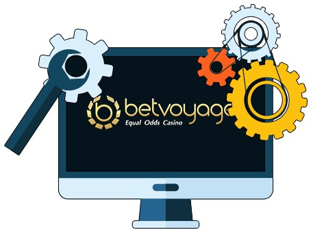 Betvoyager Casino - Software