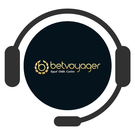 Betvoyager Casino - Support