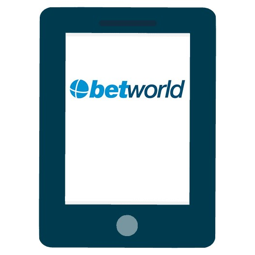 Betworld - Mobile friendly