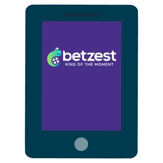 Betzest Casino - Mobile friendly