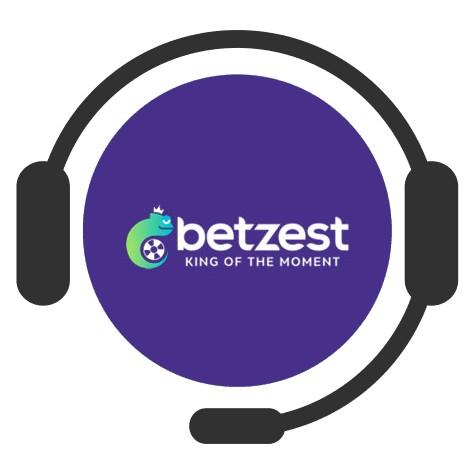Betzest Casino - Support