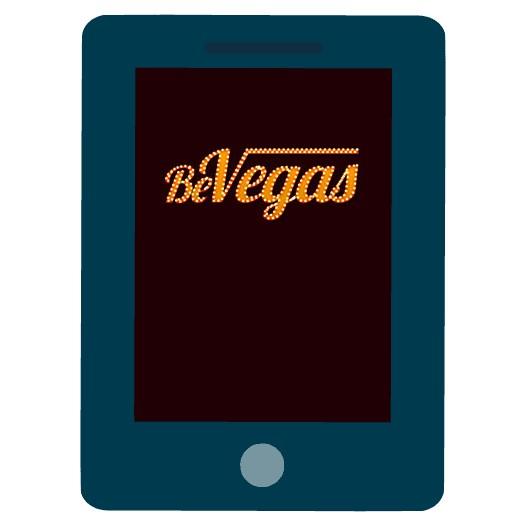 BeVegas Casino - Mobile friendly