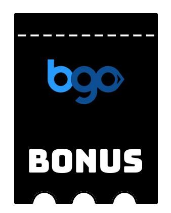 Latest bonus spins from Bgo Casino