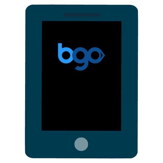 Bgo Casino - Mobile friendly
