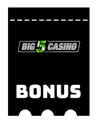 Latest bonus spins from Big 5 Casino