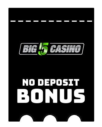 Big 5 Casino - no deposit bonus CR