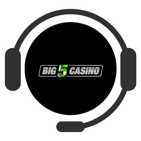 Big 5 Casino - Support