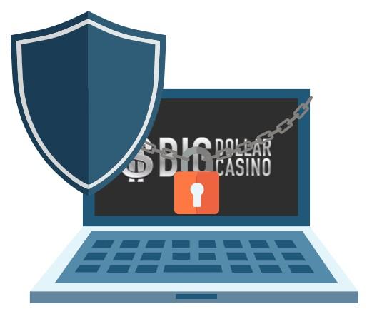 Big Dollar Casino - Secure casino