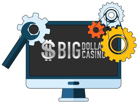 Big Dollar Casino - Software