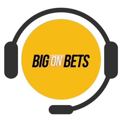 Big on Bets Casino - Support