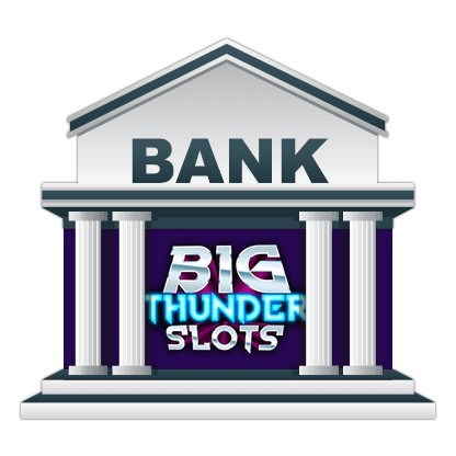 Big Thunder Slots - Banking casino