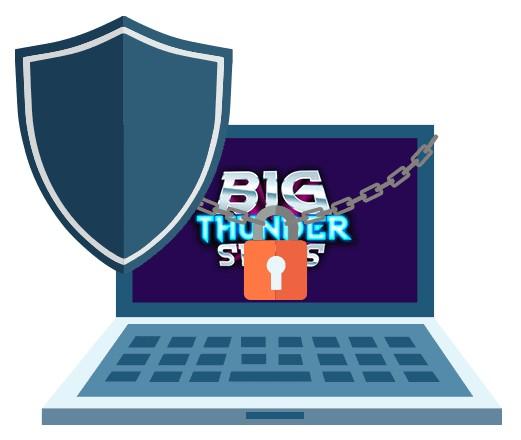 Big Thunder Slots - Secure casino