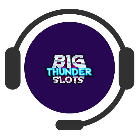 Big Thunder Slots - Support