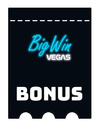 Latest bonus spins from Big Win Vegas Casino