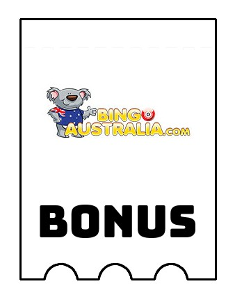 Latest bonus spins from Bingo Australia