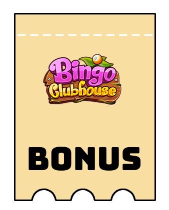 Latest bonus spins from Bingo Clubhouse Casino