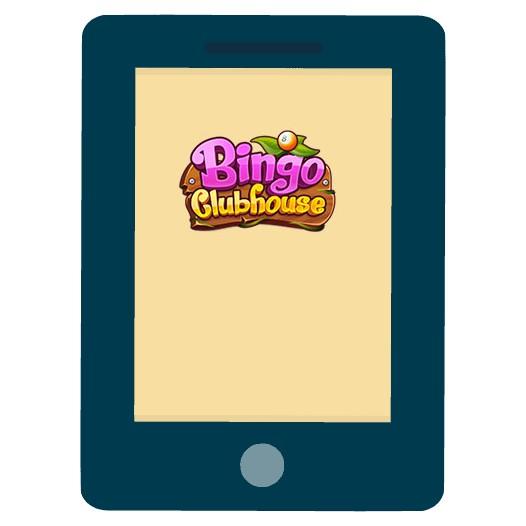 Bingo Clubhouse Casino - Mobile friendly
